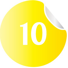 10numbered-bullet-points-sticker-vector